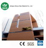 Revestimiento compuesto plástico de madera resistente ULTRAVIOLETA de la pared