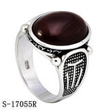 Commercio all'ingrosso della fabbrica dei monili dell'anello dell'argento del nuovo modello