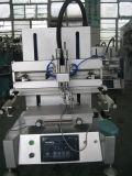 TM-300PT T 슬롯을%s 가진 기계를 인쇄하는 자동적인 탁상용 편평한 직물 스크린
