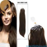 Remy brasilianisches Haar-Mikroring-Haar-Extension (TT370)