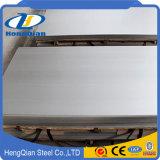 Feuille gravée en relief 304/316/310/430 d'acier inoxydable de Cr