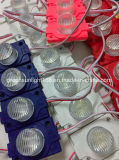 Module d'injection LED couleur rose rouge