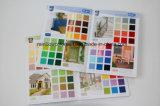 Drucken-Farben-Broschüre für Innen- und im Freienlack