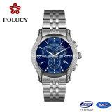 2016 het Hete Verkopende Horloge van de Mensen van de Band van het Roestvrij staal van Horloges Klassieke