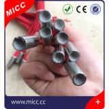 Micc calentadores de alta densidad modificados para requisitos particulares del cartucho con la envoltura de Incoloy
