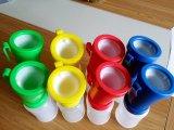 A sala de estar de ordenha de formação de espuma do copo do MERGULHO do Teat Nenhum-Retorna copos do MERGULHO do Teat