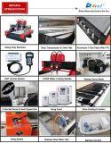 일본 자동 귀환 제어 장치 모터 공 나사 5.5kw 스핀들 화강암 대리석 조판공 CNC 대패 다이아몬드 비트 Reliefing