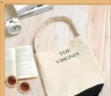 新しいキャンバス袋のキャンバス袋のカスタムキャンバスのショッピング・バッグのキャンバスのショルダー・バッグ