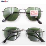 Óculos de sol unisex clássicos Ks1295 do metal