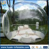 Populäre Belüftung-freie im Freien aufblasbare Luftblasen-kampierendes Zelt