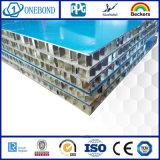 Panneau en aluminium de nid d'abeilles pour la décoration de construction