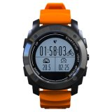 GPS 심박수 기압계를 가진 IP66 4 스포츠 최빈값 지능적인 시계