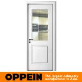 Portello piano di legno bianco del portello interno di Singel della lacca di Oppein (MSPD74)