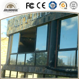 Fenêtre coulissante en aluminium à faible coût