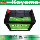 Batterie automobile scellée Ns60lmf-12V45ah de voiture de qualité exempte d'entretien de batterie