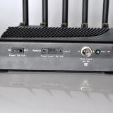 12W Blocker van het Signaal van de Telefoon van de Desktop van de hoge Macht Regelbare 3G Mobiele