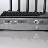 12W高い発電のデスクトップの調節可能な3G携帯電話のシグナルのブロッカー
