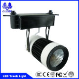Luz ajustável da trilha do diodo emissor de luz da ESPIGA da luz 20W 30W da trilha da alta qualidade