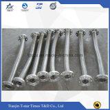 Tubo flessibile del metallo flessibile Ss304 con l'estremità di filetto per il riscaldatore di acqua