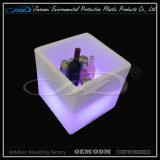 싼 가격 맥주 저장을%s 플라스틱 입방체 LED 콘테이너