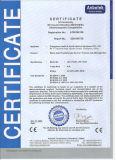 Certificado de 2017 tabelas novas da massagem do jade de Thermotherapy/de Ce passagem da base