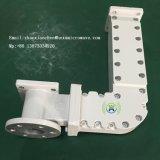 Duplexer van de Golfgeleider van de Apparatuur van rf met de Schakelaar van de Flens