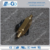Calentador de agua de latón pistón del interruptor de flujo Fs-M-Psb01-Q08
