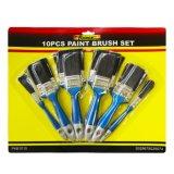 brosse de lecture de peinture de la qualité 10PCS avec des brins de PVC