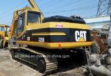Máquina escavadora usada da esteira rolante do gato 325bl (325B)