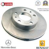 Disque de frein de rechange d'OEM pour Mercedes/Renault