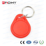 Reescribible impermeable 125kHz ABS T5577 RFID Keyfob