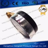 manometro di temperatura & del diametro di 80mm con il gambo lungo