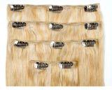 毛の振る拡張(PPG-c-0084)のヘアークリップの人間の毛髪クリップ