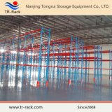 Scaffalatura a palette regolabili del metallo resistente per la memoria del magazzino