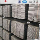Barra plana de acero laminada en caliente del carbón suave de la alta calidad para la construcción