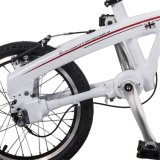 20 '' بوصة [فولدبل] درّاجة [16ينش] [شيمنو] 3 سرعات منافس من الوزن الخفيف قصبة الرمح إدارة وحدة دفع كهربائيّة يطوي درّاجة يصدق لأنّ إمرأة بالغ