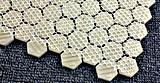 Mattonelle di mosaico di ceramica calde di esagono