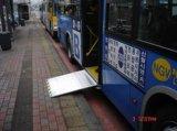 [س] يصدق كرسيّ ذو عجلات [لوأدينغ رمب] لأنّ حافلة مع تحميل [350كغ]