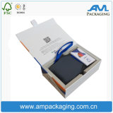 Cadre de côté électronique de luxe personnalisé de pouvoir de téléphone de produits de papier enduit