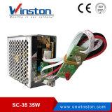 35W 12VDC 24VDC UPS 건전지 세륨을%s 가진 비용을 부과 기능 모니터 전력 공급