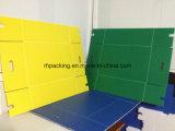 Le cadre creux fait sur commande de pp pour la boîte en plastique de mémoire et de conditionnement et de rotation pp a ridé le cadre de rotation de boîte en plastique pour Dringking et nourriture