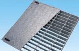 Reja de acero compuesta para las aplicaciones pesadas