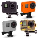 Accesorios de la cámara Silicona caucho suave protector tapa de la lente Cap Camera