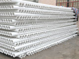Elektrisches Rohr der Draht-PVC-U