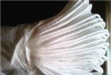 Wit Gevlecht Katoenen Koord met Knoop