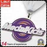 ダイカスト3Dの金属の習慣の連続したメダルを