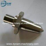 Lavorare materiale di CNC dell'acciaio inossidabile della barra quadrata di precisione