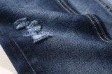 ткань джинсовой ткани полиэфира хлопка Twill Slub 10.8oz