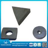 Permanenter keramischer Strontium-Ferrit-Magnet für Lautsprecher