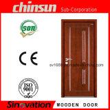 Diseño de madera del marco de la puerta y de ventana